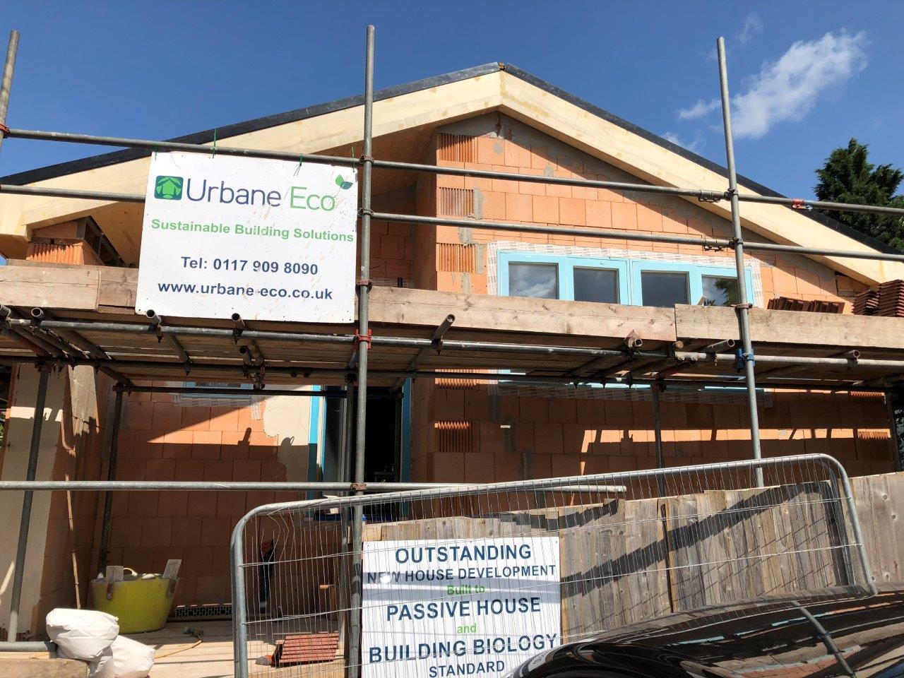 Bristol based sustainable building specialists Urbane Eco